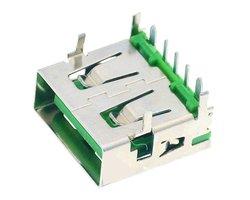 画像1: 大電流USBコネクタ(4個入)