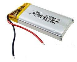 画像1: リチウムポリマー電池★3.7V/500mAh★